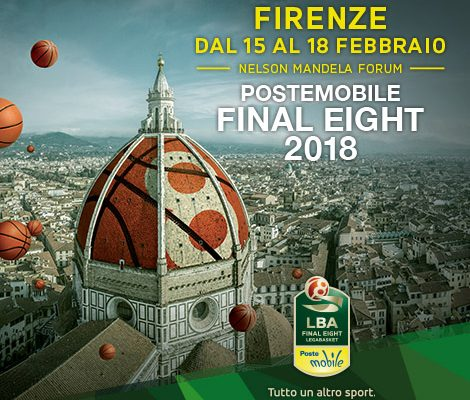Basket, Final Eight al via